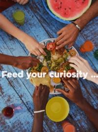 Feed your curiosity ...